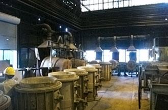耐火炉材補修・販売 | 株式会社 タニキカン 事業内容