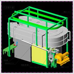 流動層式加熱装置CG | 株式会社タニキカン