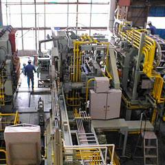 大型溶接機組立配管 2 | 株式会社タニキカン