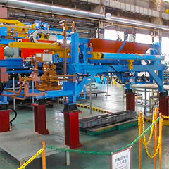 大型溶接機組立配管 3 | 株式会社タニキカン