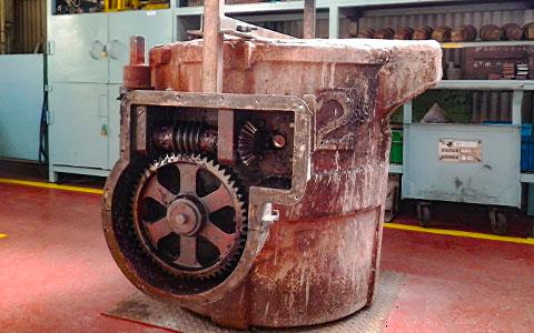 耐火炉材補修・販売 | 株式会社タニキカン 事業内容
