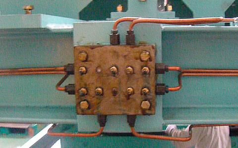 鉄鋼プロセス用溶接機組立 | 株式会社タニキカン 事業内容