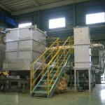 流動層熱処理設備(自社開発) | 株式会社 タニキカン 制作実績