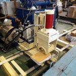 バーリング加工機(自社開発) | 株式会社 タニキカン 制作実績