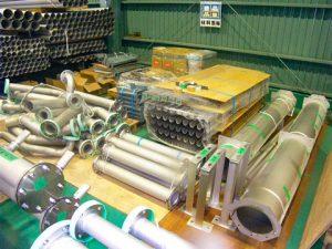 官公庁向け低圧集砂装置製作 イメージ2 | 株式会社 タニキカン 制作実績