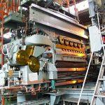 鉄鋼ライン向け フラッシュバット溶接機 | 株式会社 タニキカン 制作実績