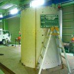 耐圧試験タンク及び耐圧試験タンク(動的圧力発生装置)保護管製作 イメージ3   株式会社タニキカン 製作実績